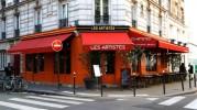 cafe les artistes paris 14